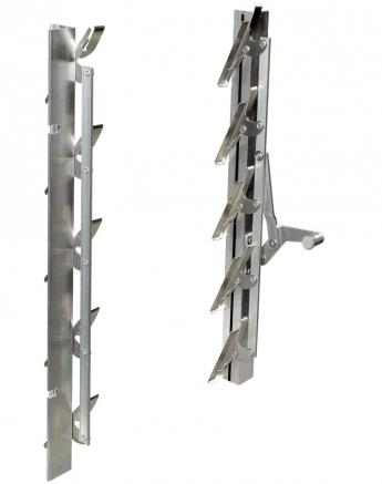 MacGreen® Lamellenfenster H 2 - ohne Verglasung