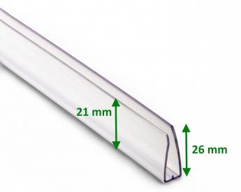 MacGreen® U-Schiene (61 cm)