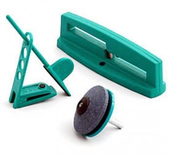 MULTI-SHARP® 3er-Schärfer-Set für Gartenwerkzeuge