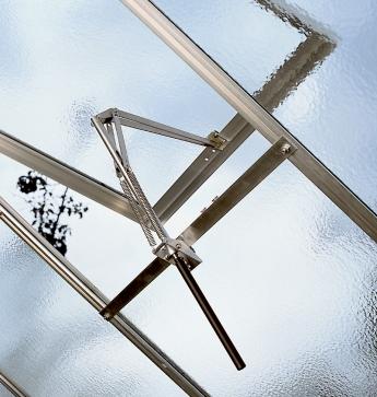 MacGreen® Automatischer Fensteröffner H 25 - stromlos
