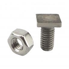 MacGreen® A2 Edelstahl Systemschrauben H 17-12 (15 Stück)