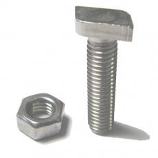 MacGreen® A2 Edelstahl Profilschrauben H 14-25 (15 Stück)