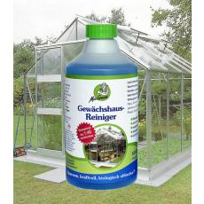 Gewächshaus Wintergarten Reiniger Konzentrat (0,5 Liter) MacGreen®