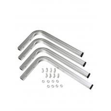 MacGreen® Regalträger H 19 sehr stabil (4 Stück)