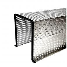Schutzkorb für Rippenrohrheizöfen Rippenrohrheizungen für 1500 W