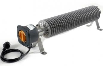Rippenrohrheizung - Frostwächter (1000 Watt) mit Kabel und Stecker