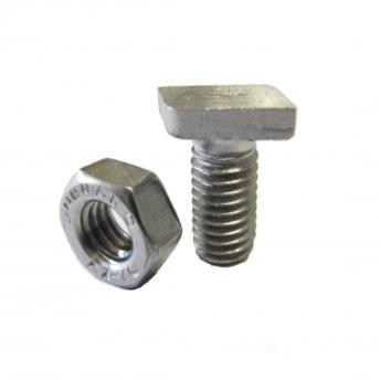 MacGreen® A2 Edelstahl-Profilschrauben H 14-12 (15 Stück)