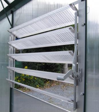 MacGreen® Lamellenfenster ( für Scheibenbreite bis 61 cm)