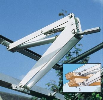 Automatischer Fensteröffner H 250 - stromlos