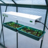 Grow light (2x 24 watts)