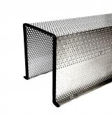 Schutzkorb für Rippenrohrheizöfen Rippenrohrheizungen für 2000 W