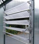 MacGreen® Lamellenfenster ( für Scheibenbreite bis 71 cm)