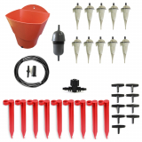 Dripper watering system (12 dripper)